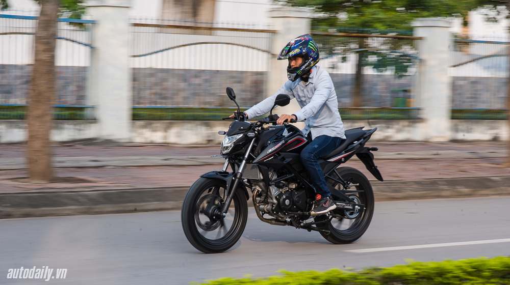Đánh giá Honda CB150R 2016: Xe đi phố cho dân chơi thứ thiệt - 1