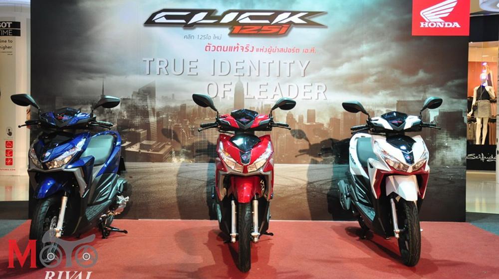 Honda Click 125i 2016 giá bao nhiêu? Đánh giá Click 2016 mới nhất hôm nay