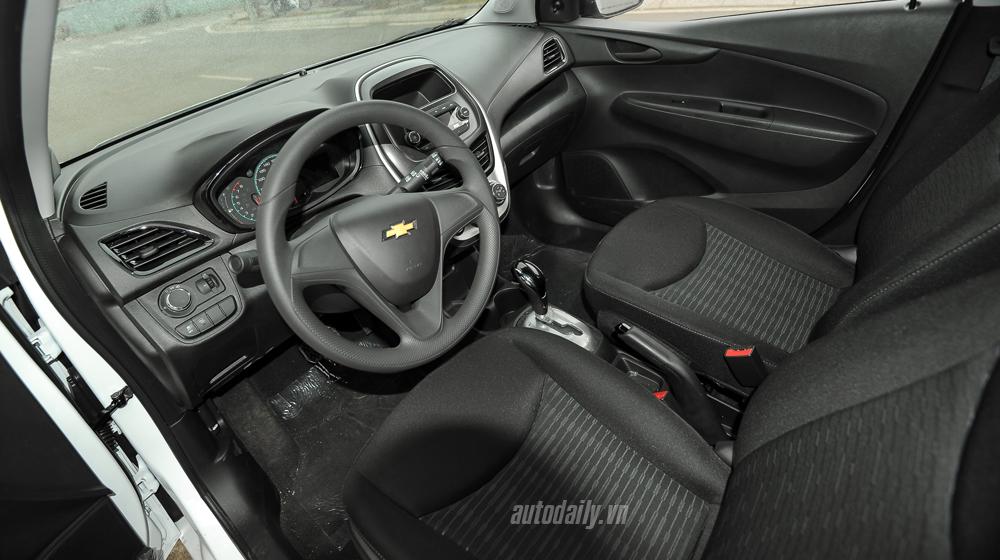 Chevrolet Spark 2016 (18).jpg Chevrolet Spark van 2016 Đánh giá xe Chevrolet Spark Van 2016 tại Việt Nam Chevrolet 20Spark 202016 20 18