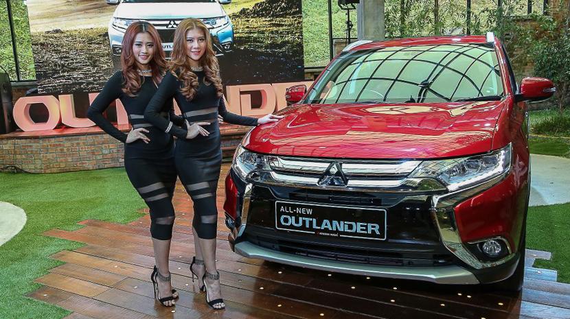 Mitsubishi Outlander 2016 giá bao nhiêu? hình ảnh & khả năng vận hành 4