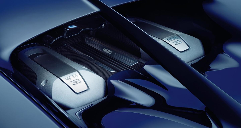 Bugatti Chiron Bugatti Chiron Ông hoàng tốc độ mới Bugatti 20Chiron 20 11