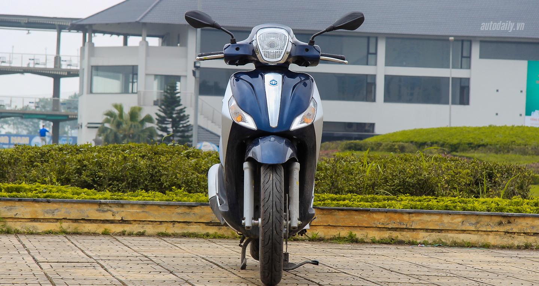 Đánh giá Piaggio Medley 125 ABS: Đối thủ xứng tầm của Honda SH 125i - 4