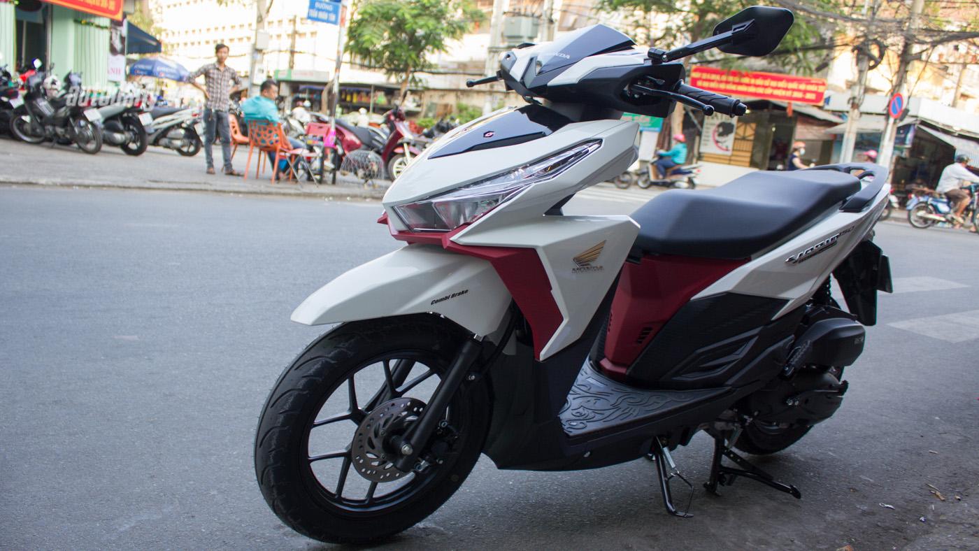 Honda Vario 150 giá bao nhiêu? thiết kế hình ảnh & khả năng vận hành 1