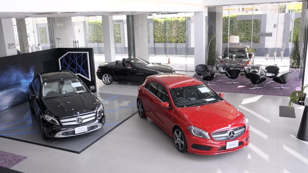 MBFC Caravan, ngày 7: Đến thăm Đại lý Mercedes-Benz Star Flag tại Bangkok - 3