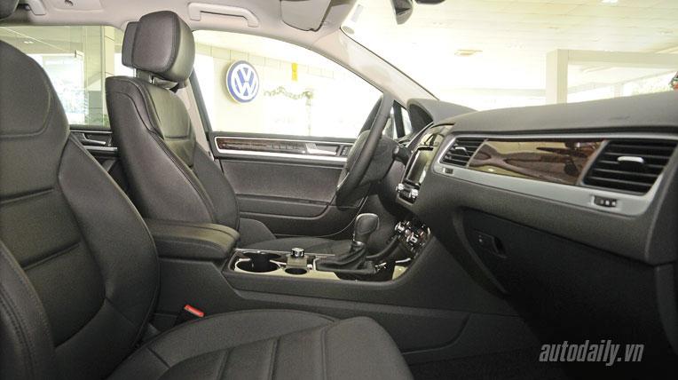 Volkswagen Touareg 2013 tại Việt Nam