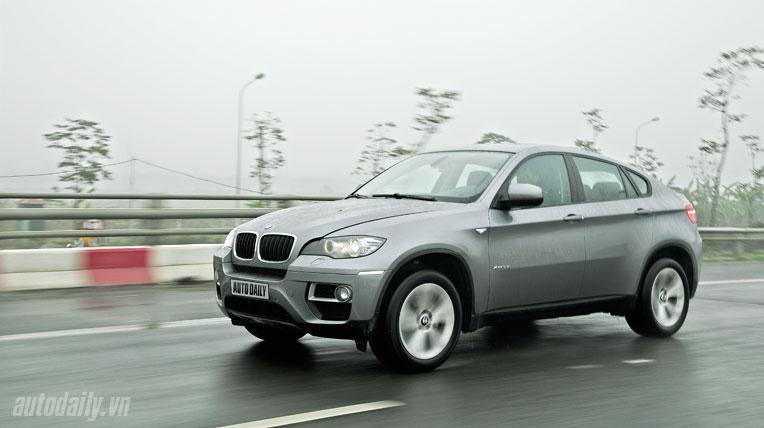 Lái thử BMW X6