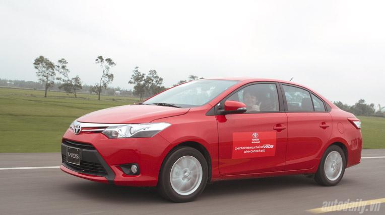 Ảnh chi tiết Toyota Vios 2014