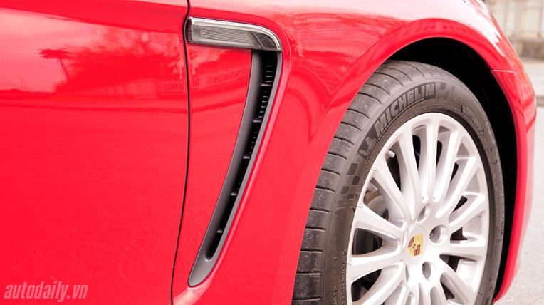 Porsche Panamera V6 2014