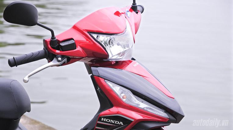 Honda RSX FI 2014