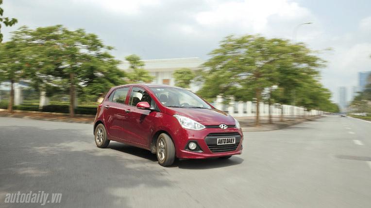 Hyundai Grand i10 2014