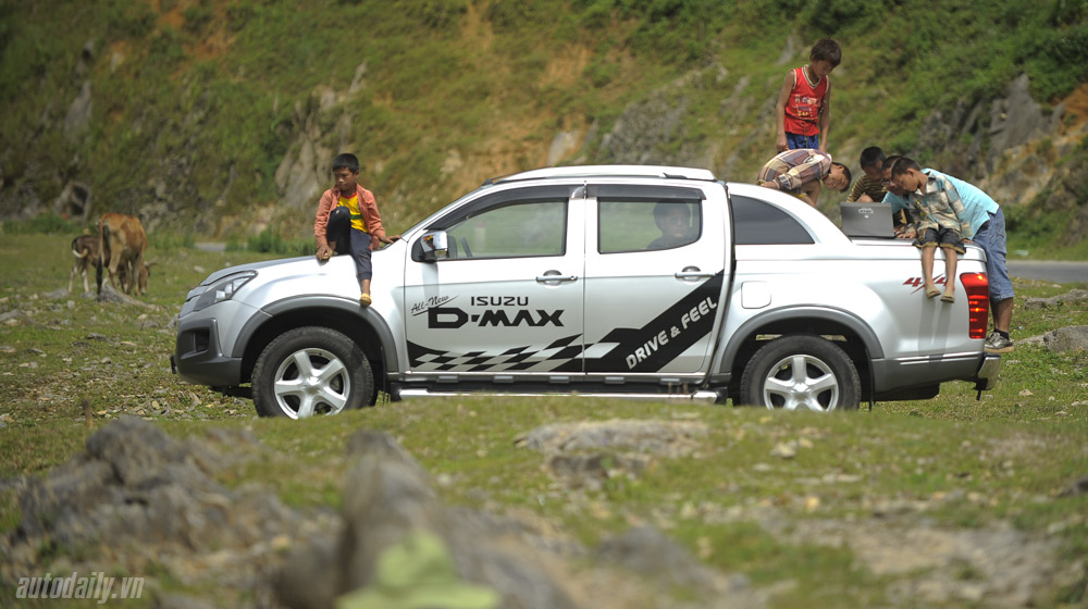 Isuzu D-max 2013