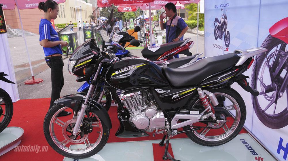 Suzuki Thunder 150