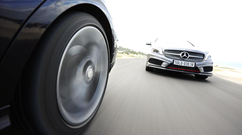 Mercedes-Benz A250 AMG