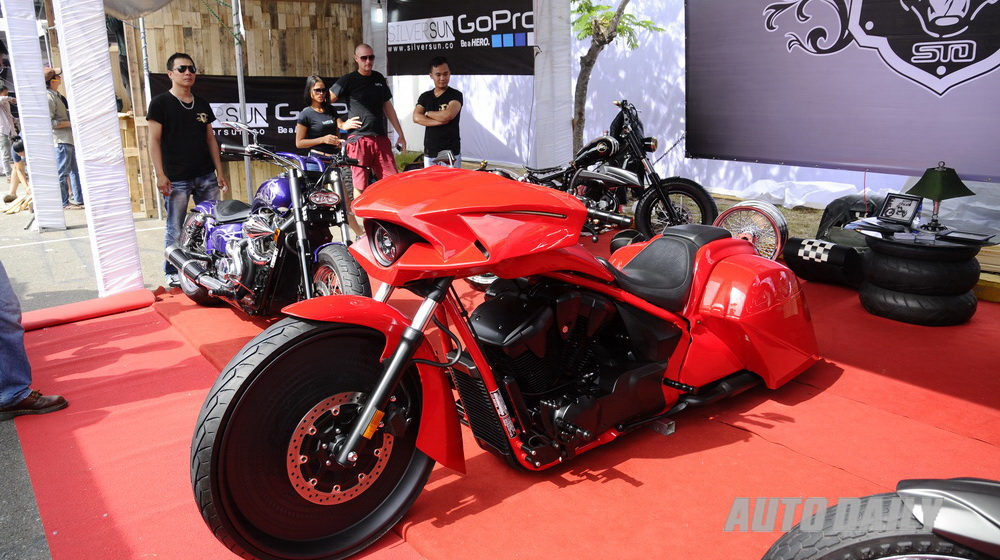 Vietnam Motorbike Festival 2014