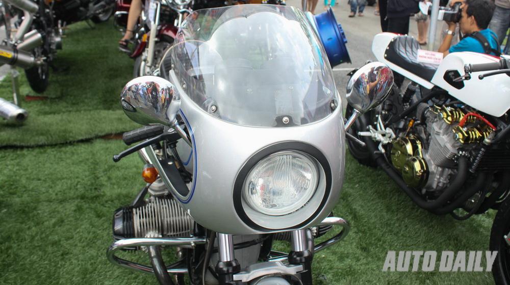 """Dàn xe """"độc"""" tại Viet Nam Motorbike Festival 2014"""