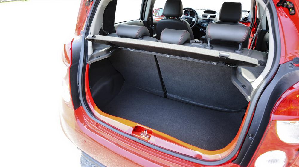 Chevrolet Spark Zest