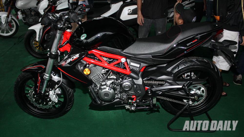 Benelli BN302 mới ra mắt tại Việt Nam