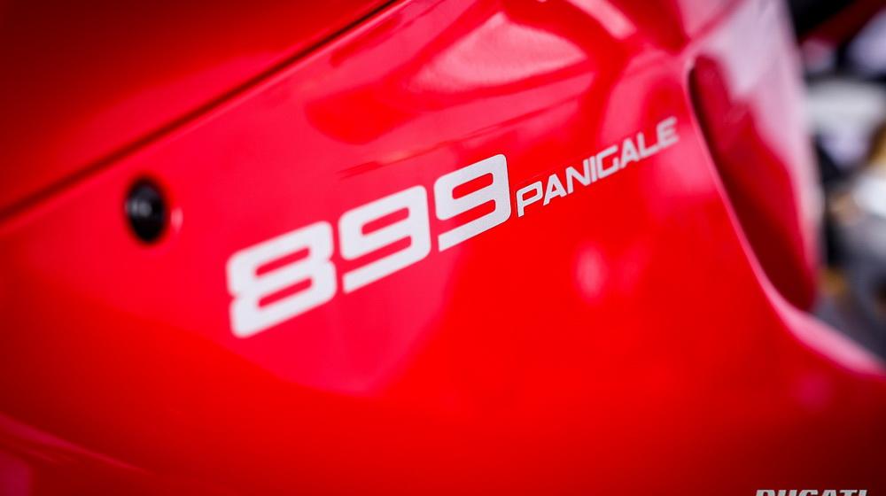 Ducati 899 Panigale tại Việt Nam