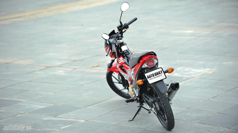 Suzuki Raider