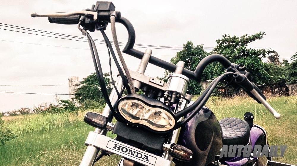 """Bộ ảnh chi tiết Honda Rebel """"độ"""" Bobber tại Sài Gòn"""