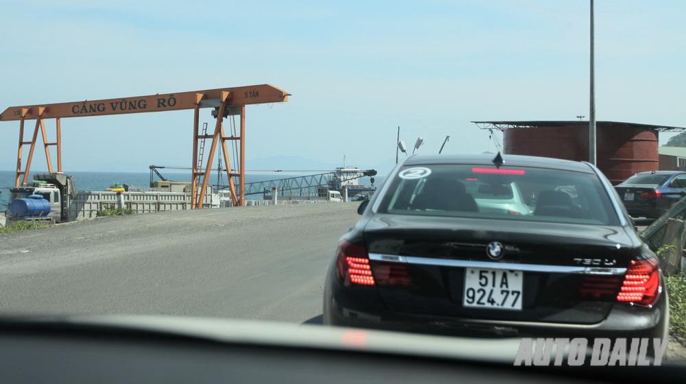 Hành trình đến BMW World, Chặng 2: Ninh Chữ - Quy Nhơn