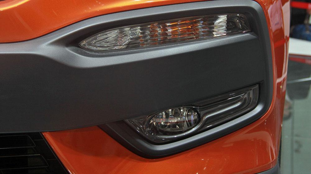 Honda XR-V crossover