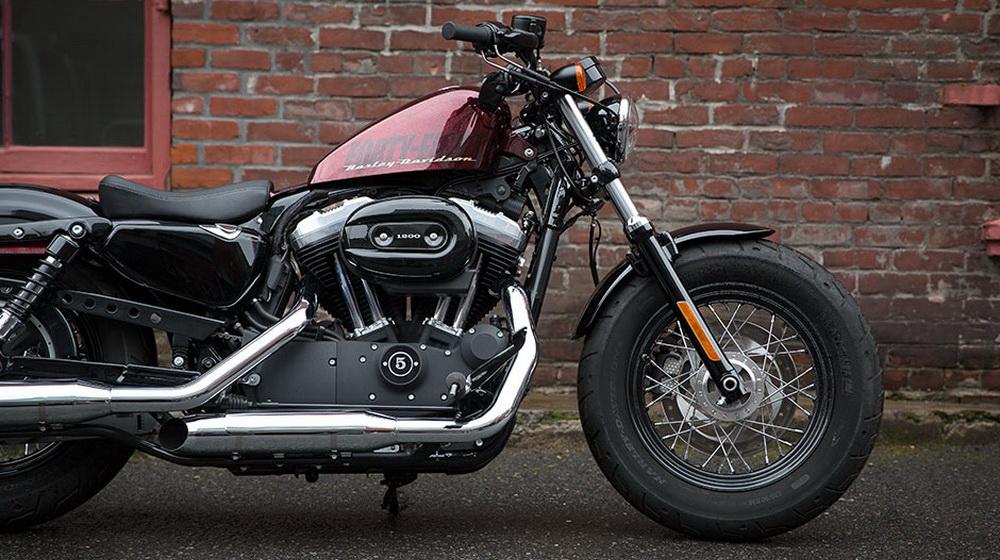 Harley-Davidson Sportster Forty-Eight phiên bản 2015
