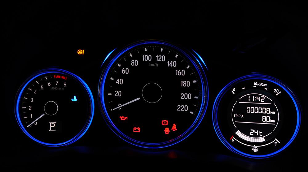 Honda City 2014 - Ảnh chi tiết