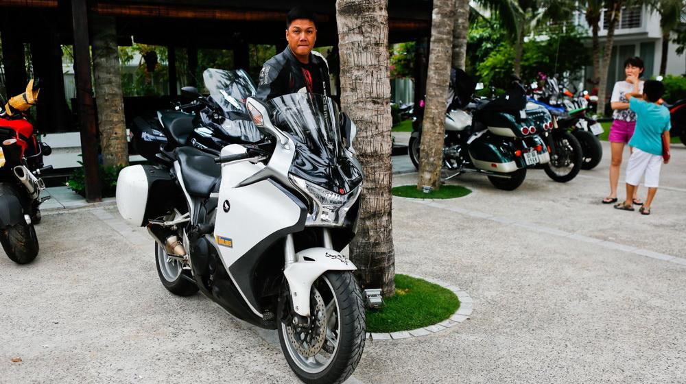 Hành trình đến Phan Thiết của CLB ACE môtô Sài Gòn