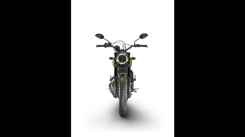 Ducati Scrambler 2015