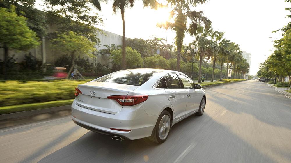 Hyundai Sonata 2015 tại Việt Nam