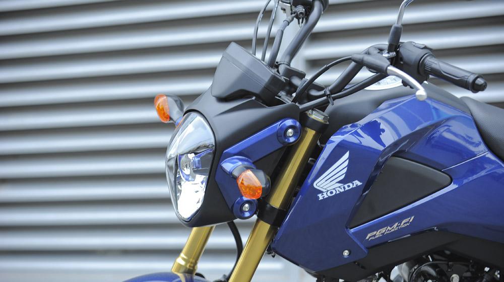 Honda MSX 125 vừa ra mắt tại Việt Nam