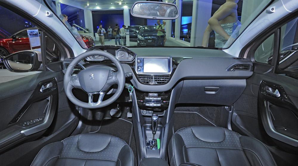 Peugeot 208 vừa được ra mắt tại Việt Nam