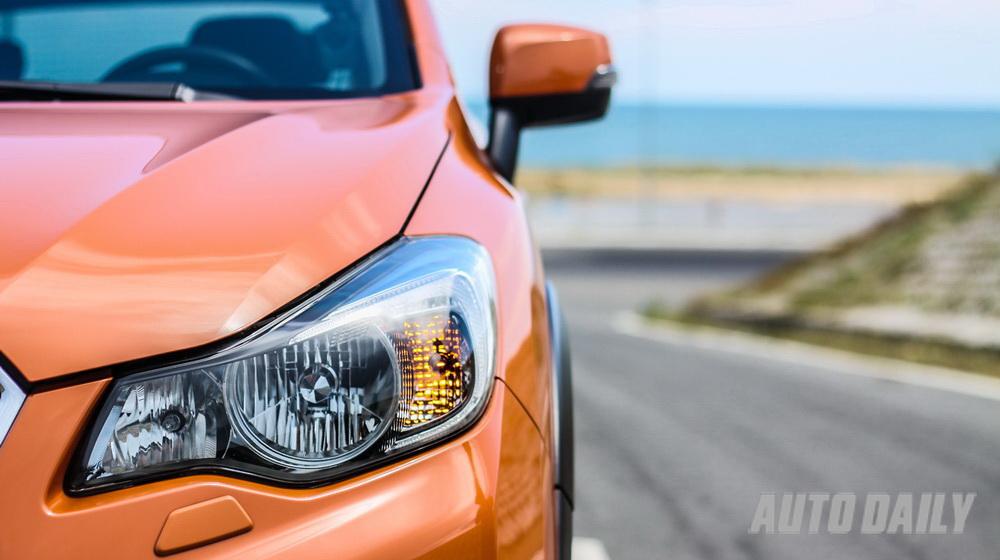 """Subaru XV: Chiếc CUV """"cảm giác mạnh"""""""