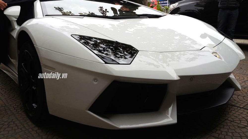 Lamborghini Aventador và Huracan tại Việt Nam