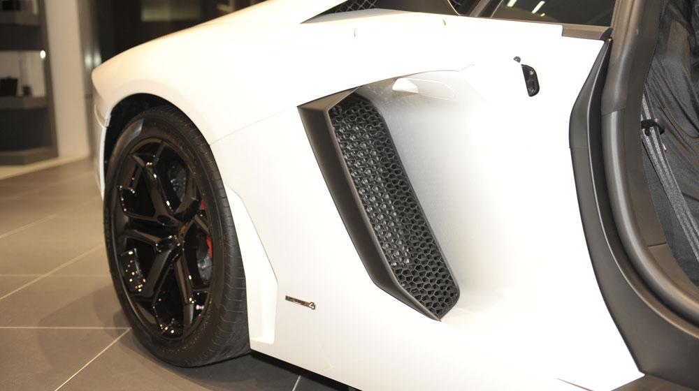 Lamborghini Aventador tại Việt Nam