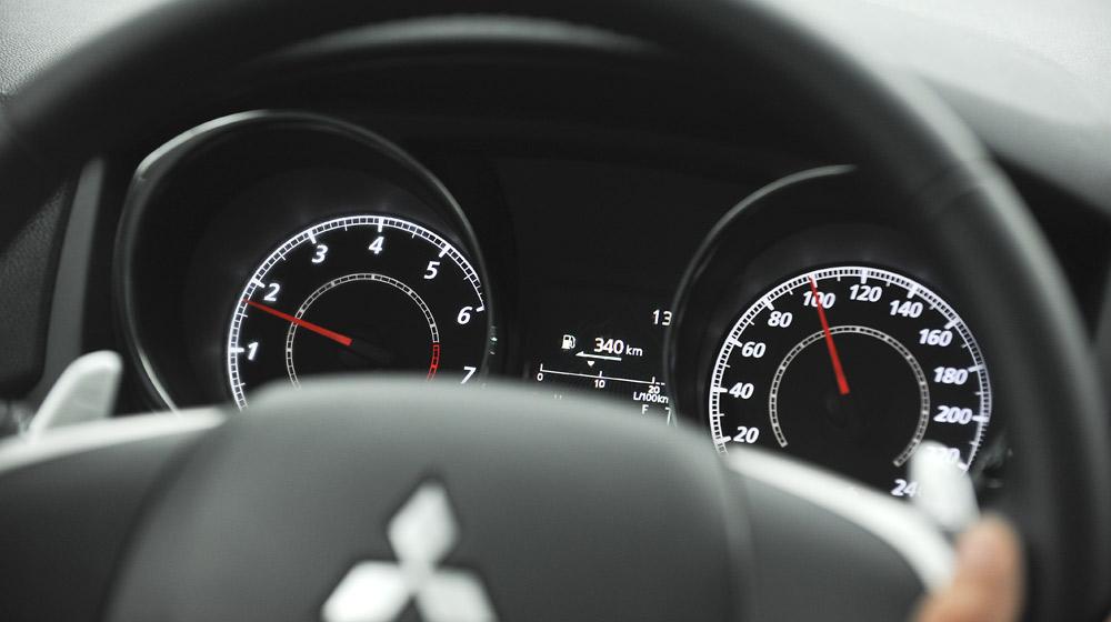 Mitsubishi Outlander Sport 2015