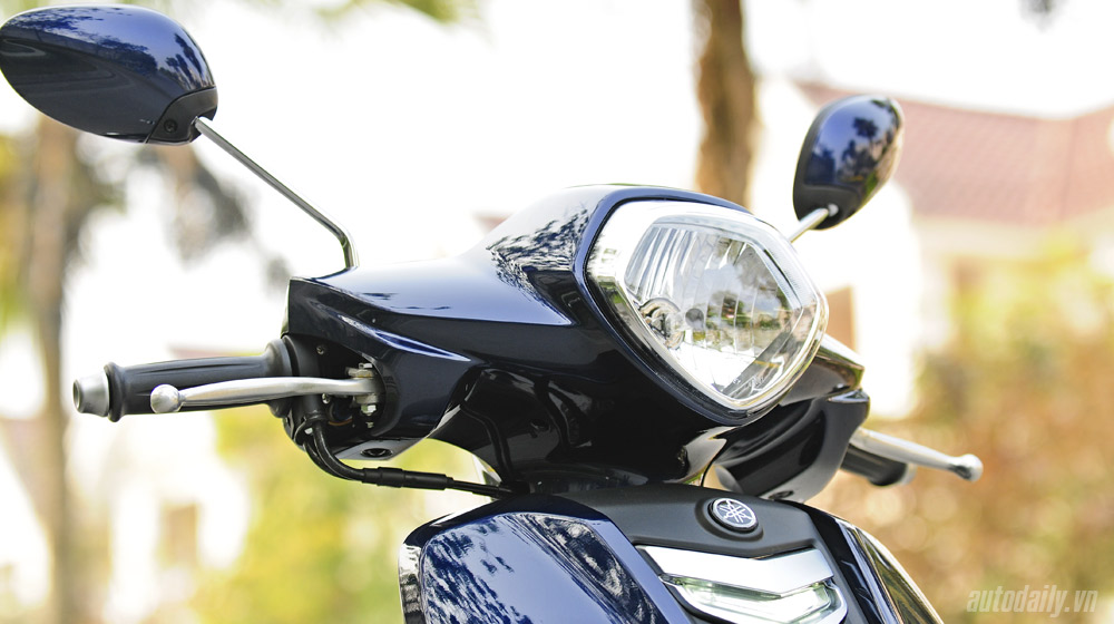 Chi tiết Yamaha Nozza Grande