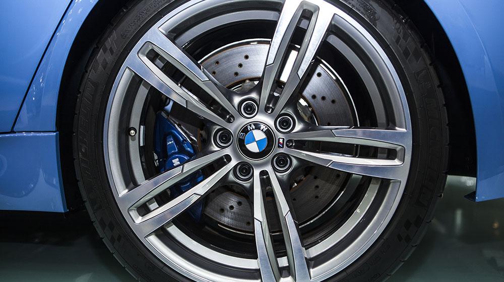 BMW M3 sedan 2015