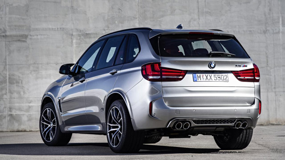 BMW X5 M 2015