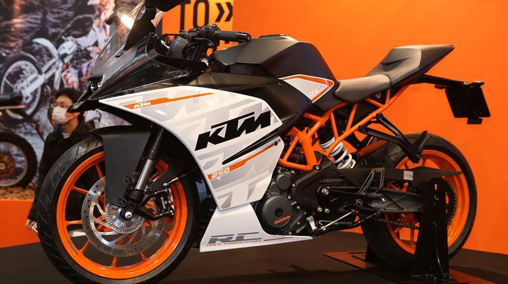 KTM Duke 250 và RC250