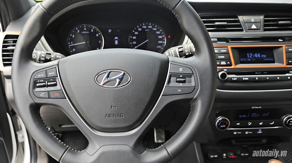 Hyundai i20 Active tại Việt Nam