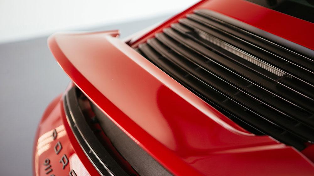 Trải nghiệm Porsche 911 Carrera GTS 2015