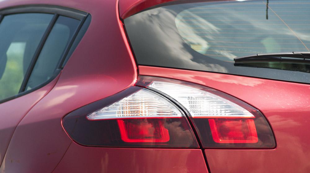 Renault Megane Hatchback 2015