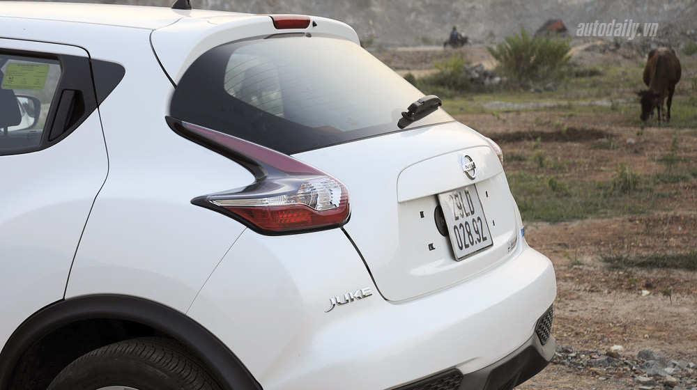 Nissan Juke CVT 2015