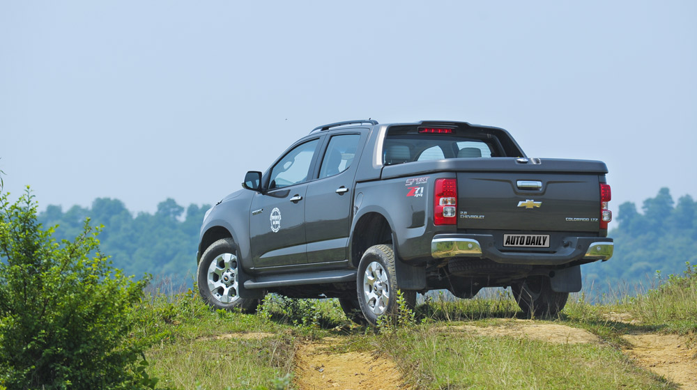 Chevrolet Colorado LTZ 2.8L AT 4x4 2015