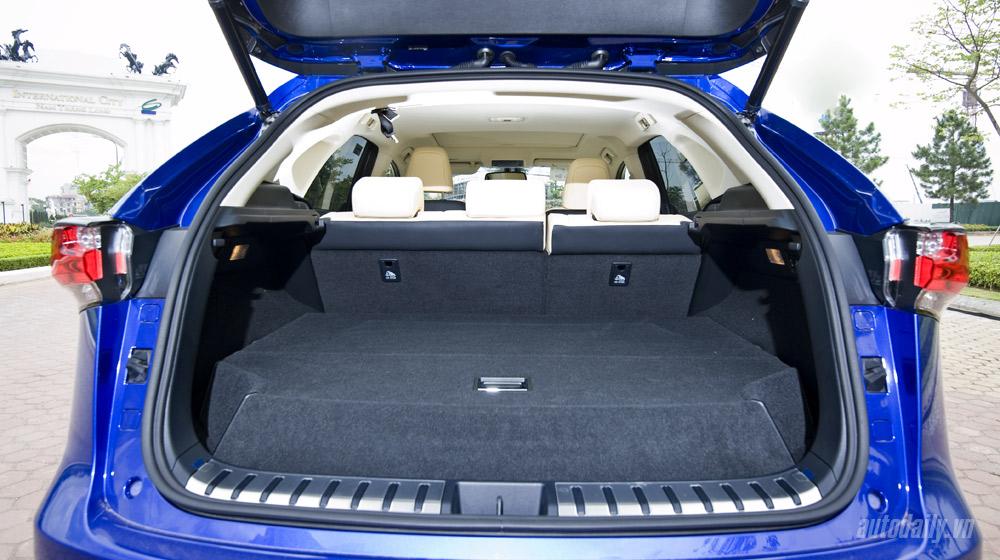 Lexus NX200t 2015