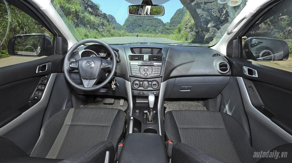 Mazda BT-50 2014