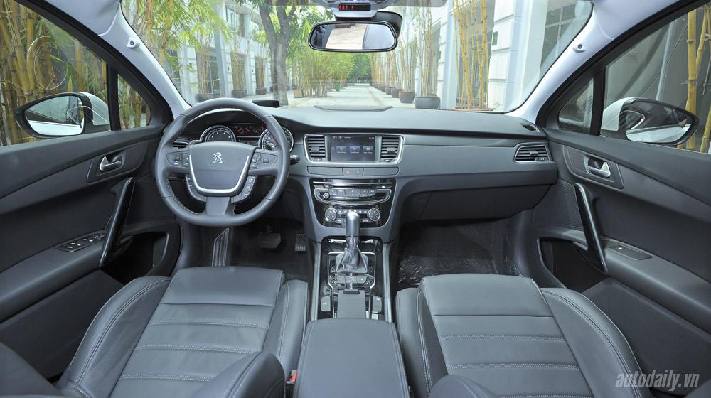 Ảnh chi tiết Peugeot 508 2015