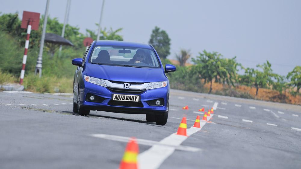 Honda City 1.5 CVT 2014